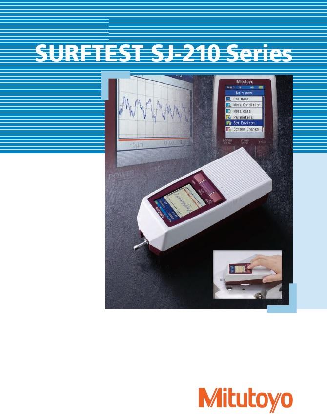 Pomiar_chropowaości_powierzchni_Chropowatościomierz_Surftest_SJ-210