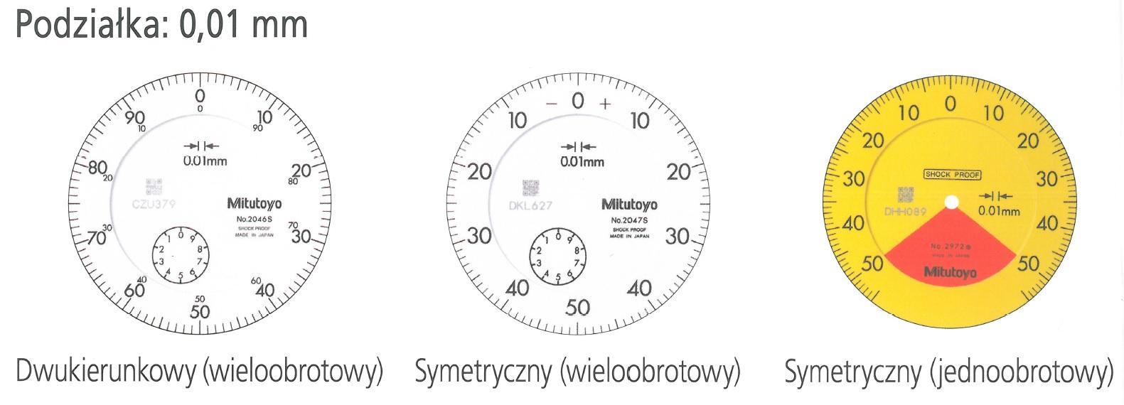czujnik pomiarowy mitutoyo
