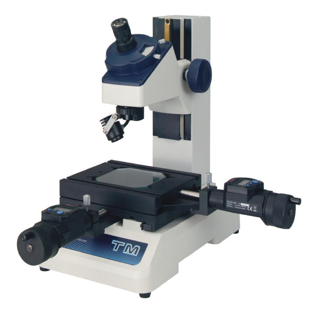 Mikroskop_pomiarowy_TM_z_opcjonalnymi_głowicami