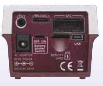 Pomiar_chropowatości_powierzchni_wyjście_-_szybkie_łącze_komunikacji_USB_chropowatościomierza