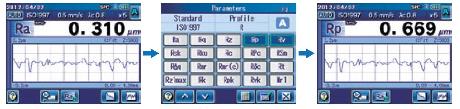 Pomiar_chropowatości_powierzchni_-_chropowatościomierz_łatwe_przeliczanie _wyników