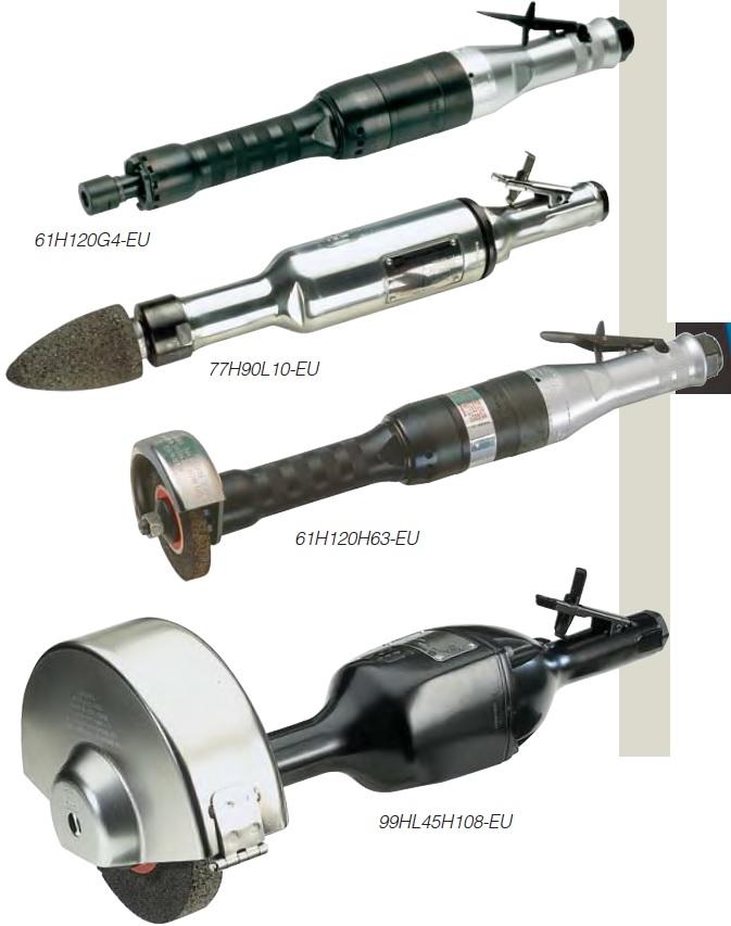 Szlifierki pneumatyczne - Ingersoll Rand